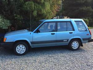 1984 Toyota Tercel For Sale