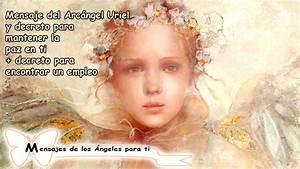 Mensaje del Arcángel Uriel y decreto para encontrar la paz ...