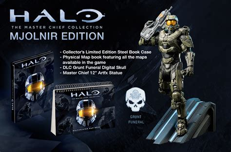 these halo master chief collection special editions seem to be uk exclusive vg247