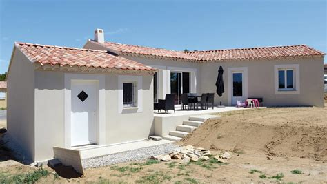 plan de maison plain pied 3 chambres avec garage devis plan construction maison individuelle plain pied 4