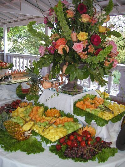 dmy home decors gift wonderful fruit buffet ideas