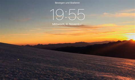 iPad: Hintergrundbild anpassen - so geht's - PC Magazin