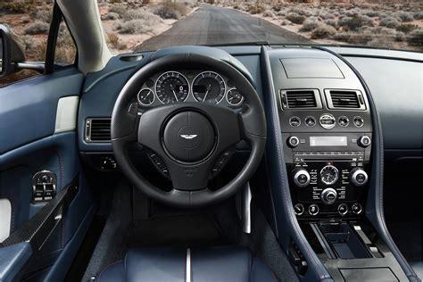 aston martin cars news  vantage  roadster unveiled