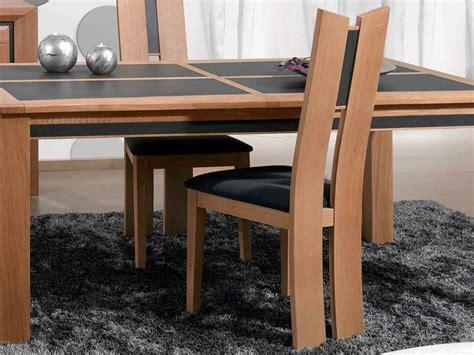 chaise en chene chaise parme en chêne massif meubles bois massif