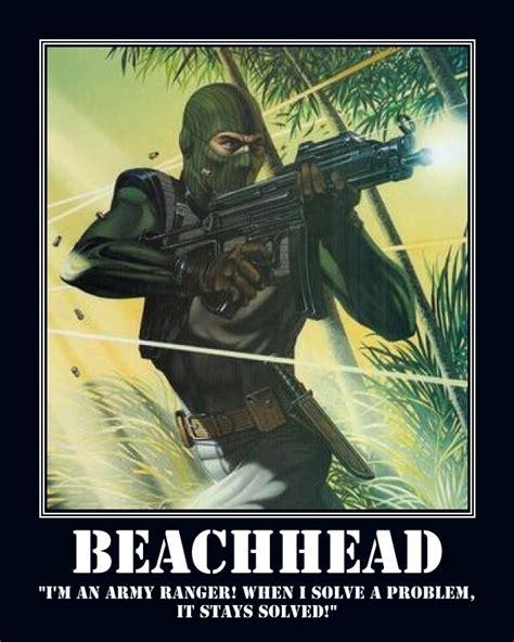 Gi Joe Meme - gi joe beachhead motivational by devinthecool on deviantart
