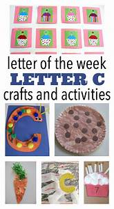 letter of the week c letter of the week letter crafts With letter of the week books