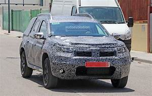 Dacia Duster 2018 : new 2018 dacia duster expected to be revealed in paris on june 22 autoevolution ~ Medecine-chirurgie-esthetiques.com Avis de Voitures