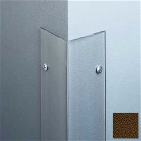 handrails wall protection corner guards polycarbonate surface mounted 90 176 corner guard 3