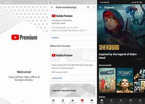 YouTube Premium YouTube Music Officially Available In