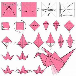 Flapping Bird  Animated Origami Instructions  How To Make Origami