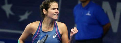 julia goerges luxembourg wta luxembourg julia goerges beats belinda bencic to