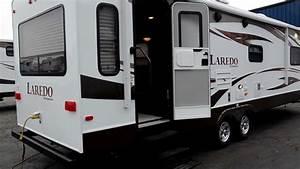 29639-2013 Keystone Rv Laredo Travel Trailers 296rl