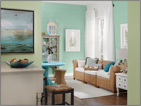 Two Color Living Room Paint Ideas Home Designs And
