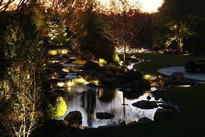 landscape lighting With outdoor illuminations garden lighting