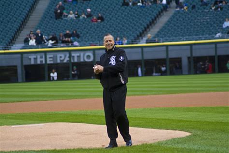 The Key FM Pastor Schaap Throws First Pitch - The Key FM