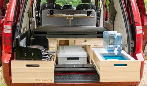 Maybe you would like to learn more about one of these? Turn your Minivan Into a Camper With the Conversion kit ...
