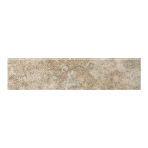 bullnose floor tile marazzi cione 3 in x 13 in sras porcelain bullnose floor and wall tile uha4 the home depot