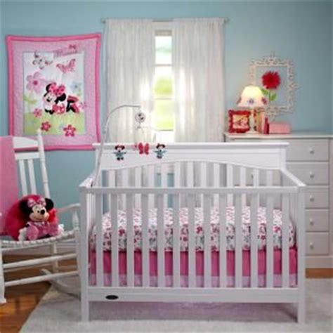 minnie mouse bedroom decor south africa disney minnies garden baby crib bedding sets along with