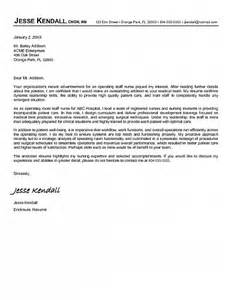 Free Nursing Cover Letter Clivir How To Lessons Tips