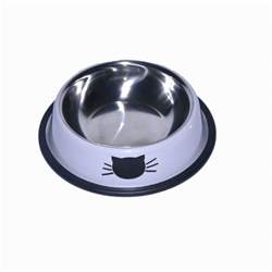cat food bowls stainless steel cat food bowl accessories products for