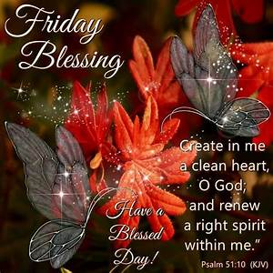 friday blessings with bible quote pictures photos and