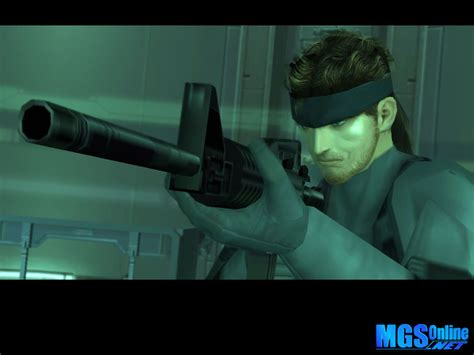 Metal Gear Solid 2 Images 2036 Hd Wallpaper And Background