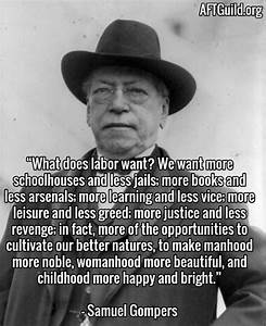 Famous Labor Un... Famous Labor Movement Quotes