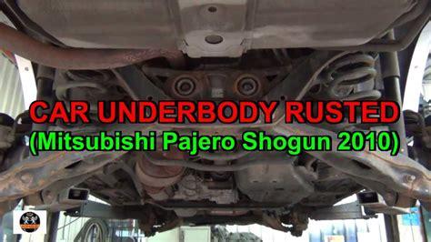 Anti-rust Underseal Car Underbody (mitsubishi Shogun