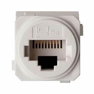 Legrand Rj45 Wiring Diagram : legrand electricals e mec cat 5e rj45 data socket white ~ A.2002-acura-tl-radio.info Haus und Dekorationen