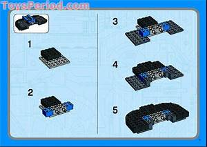 Lego 10131 Tie Collection Set Parts Inventory And