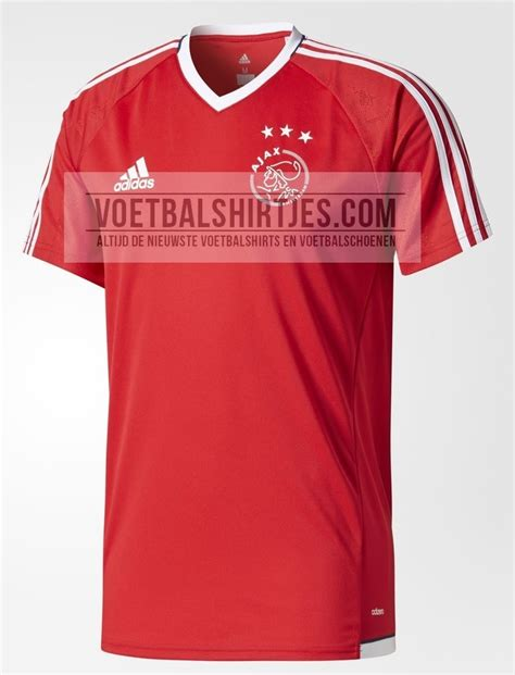 ajax trainingsshirt   ajax shirt  ajax thuisshirt  adidas