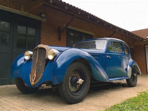 Delahaye 135 For Sale by 50 000 Bargain 1938 Delahaye 135