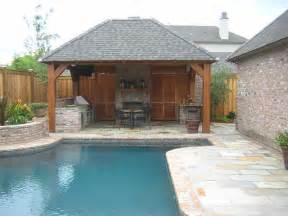 Craigslist Free Beds by Pool Cabana Traditional Pool New Orleans By Ferris