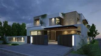 of images architecture homes modern house by adil yusaf associates 1 kanal house