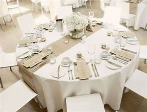 burlap hessian table runner wedding table decor With wedding decorations table runners