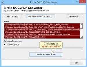 doc to pdf converter to convert word to pdf document With document to pdf converter software