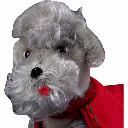 Rubylane Collar Steiff Snooby Jointed Poodle Coat