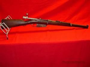 Argentine 1891 Mauser