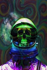 stoner astronauts | ... , lsd, drugs, acid, trip, trippy ...