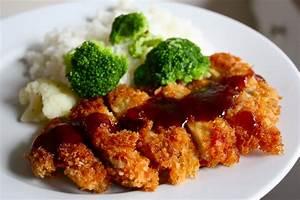 Living Eventfully: chicken katsu
