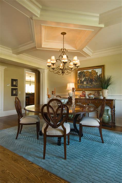 2007 Southern Living Showcase Home Traditional Dining