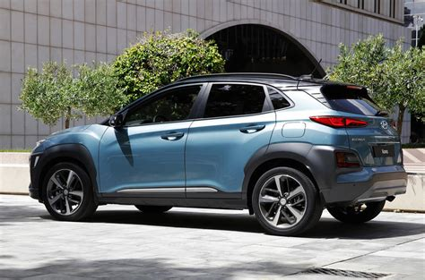 Hyundai To Expand Suv Range With Kona Ev And Two New