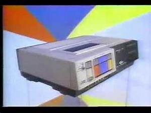 1983 commercial - JVC HR7100 VCR - YouTube