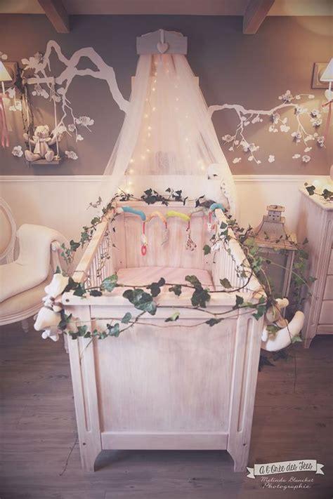 chambre romantique fille la chambre bébé de louise i déco chambre bébé chambres