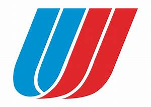 United airline logo, red, blue png #2514 - Free ...