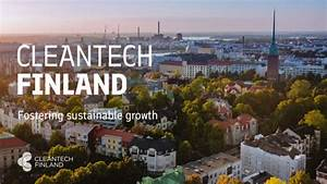Cleantech Finland – Fostering sustainable growth