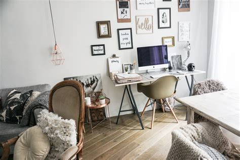 chaise bureau roomtour decoration salon n o h o l i t a