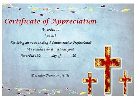 21 Best Pastor Appreciation Certificate Templates Images Plaque Of Appreciation Template 21 Best Pastor