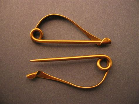 celtic roman fibula fibulae thorthor 39 s hammer