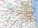 Waukesha Wisconsin On Map